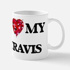 I Love MY Travis Mug