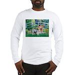 Bridge / Yorkie (T) Long Sleeve T-Shirt