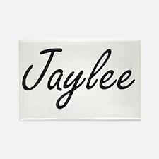 Jaylee artistic Name Design Magnets