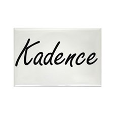 Kadence artistic Name Design Magnets