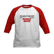 """The World's Greatest Donut Shop"" Tee"