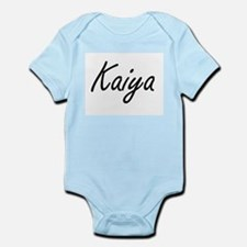 Kaiya artistic Name Design Body Suit