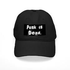 Punk is Dead Baseball Hat