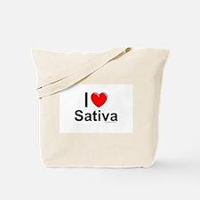 Sativa Tote Bag