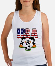 USA Soccer Tank Top