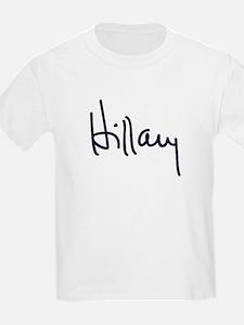 Hillary Signature T-Shirt