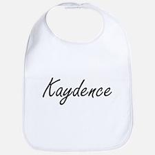 Kaydence artistic Name Design Bib