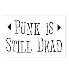 Punk = Still Dead Postcards (Package of 8)