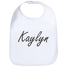 Kaylyn artistic Name Design Bib