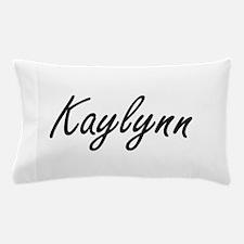 Kaylynn artistic Name Design Pillow Case