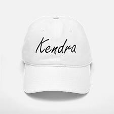 Kendra artistic Name Design Baseball Baseball Cap