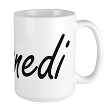 Kennedi artistic Name Design Mugs