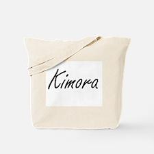 Kimora artistic Name Design Tote Bag