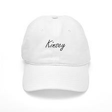 Kinsey artistic Name Design Baseball Cap