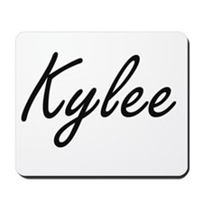 Kylee artistic Name Design Mousepad