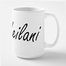 Leilani artistic Name Design Mugs
