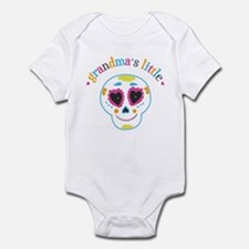 Grandma's Sugar Skull Infant Bodysuit
