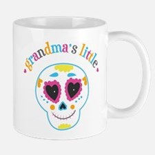 Grandma's Sugar Skull Mug