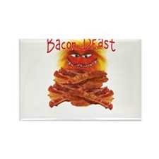 Bacon Beast Magnets