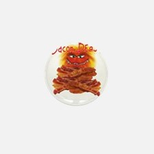 Bacon Beast Mini Button (10 pack)