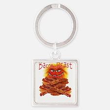 Bacon Beast Keychains