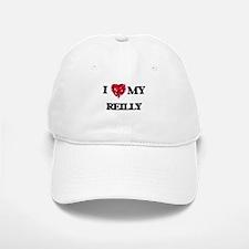 I Love MY Reilly Baseball Baseball Cap