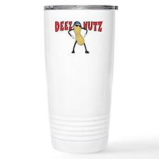 DEEZ NUTZ Travel Mug