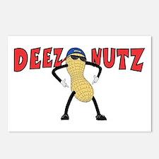 DEEZ NUTZ Postcards (Package of 8)