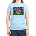 STARRY / Yorkie (17) Women's Light T-Shirt