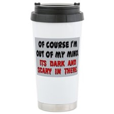 DARK AND SCARY Travel Mug