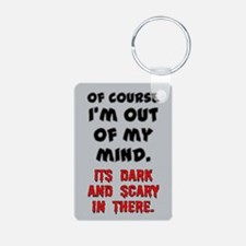 DARK AND SCARY Keychains
