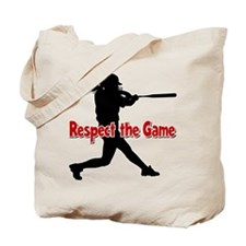 RESPECT THE GAME Tote Bag