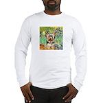 IRISES / Yorkie (17) Long Sleeve T-Shirt