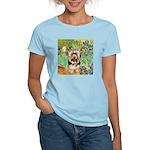 IRISES / Yorkie (17) Women's Light T-Shirt
