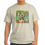IRISES / Yorkie (17) Light T-Shirt