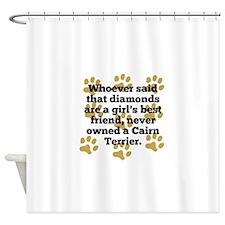 Cairn Terriers Are A Girls Best Friend Shower Curt