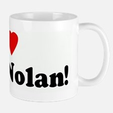 I Love Mike Nolan! Mug