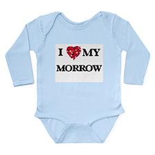I Love MY Morrow Body Suit