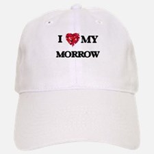 I Love MY Morrow Baseball Baseball Cap
