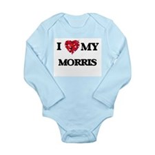 I Love MY Morris Body Suit