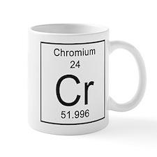Cute Chromium Mug