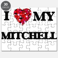 I Love MY Mitchell Puzzle