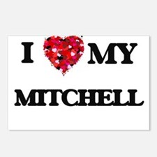 I Love MY Mitchell Postcards (Package of 8)