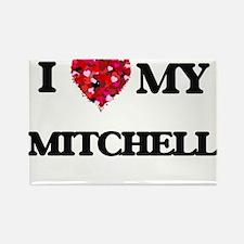 I Love MY Mitchell Magnets