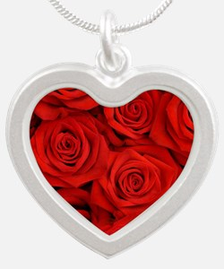 Red Roses Necklaces
