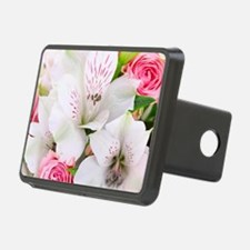 Lilies And Roses Bouchet Hitch Cover
