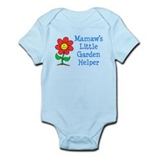 Mamaw's Little Garden Helper Body Suit