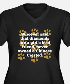 Chinese Cresteds Are A Girls Best Friend Plus Size