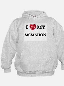 I Love MY Mcmahon Hoodie