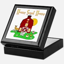 Scott Designs Farm Life Keepsake Box